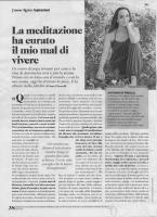 Articolo su Cosmopolitan del luglio 2011